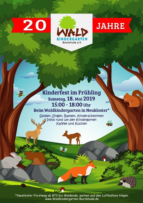 Kinderfest im Wald Buxtehude